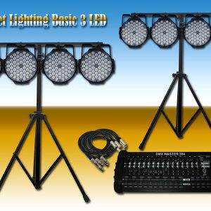 Paket Lighting Basic 3 LED