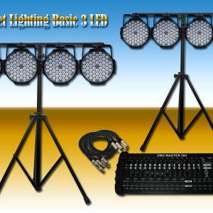 Paket Lighting Basic 3 LED