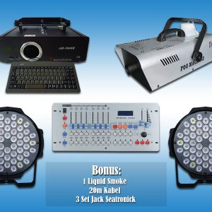 Paket Lighting Basic 3A LED