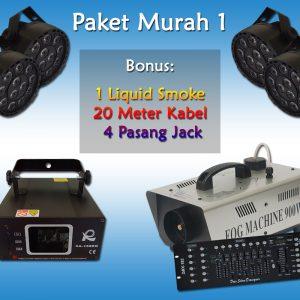 Paket Murah 1