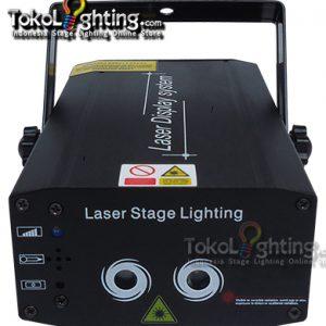 Laser CA120_1ab